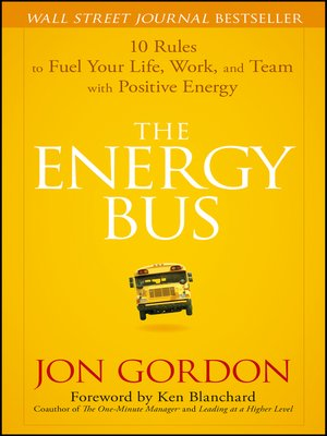 The Energy Bus Cover Image