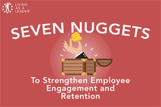 Strengthen Employee Engagement and Retention Graphic